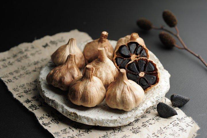 Kokusuz Sarımsak; Siyah (Fermente) Sarımsak